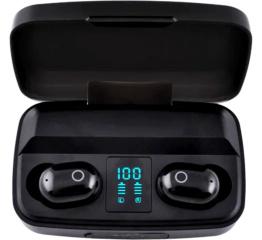 Купить Бездротові Bluetooth навушники JBL BT011 LED black
