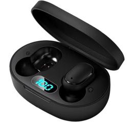 Купить Беспроводные Bluetooth наушники A6L TWS LED black