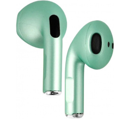 Купить Бездротові Bluetooth навушники Air Pro 4 green в Украине