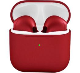 Купить Бездротові Bluetooth навушники Air Pro 4 red