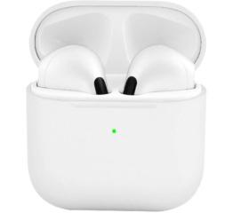 Купить Бездротові Bluetooth навушники Air Pro 4 white