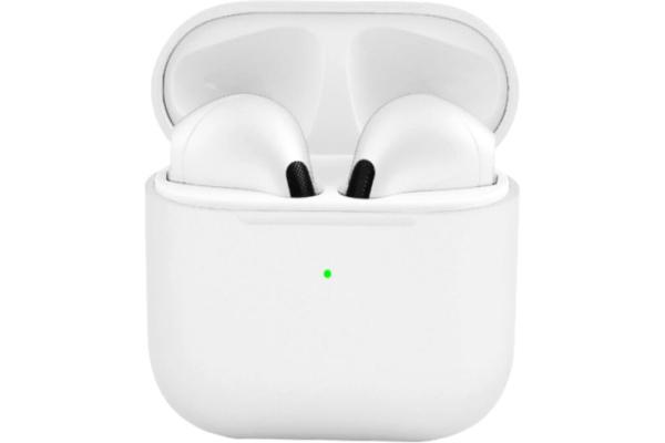 Бездротові Bluetooth навушники Air Pro 4 white