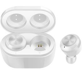 Купить Беспроводные Bluetooth наушники Air Twins A6 white