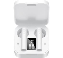 Купить Бездротові Bluetooth навушники Airdots 2 SE True Wireless Earbuds LED white