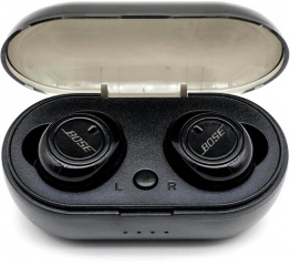 Купить Беспроводные Bluetooth наушники Bose TWS 2 black в Украине