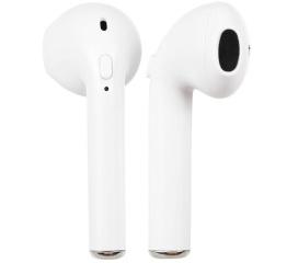 Купить Бездротові Bluetooth навушники HBQ i11 TWS white с кнопочным управлением в Украине