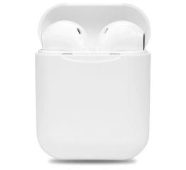 Купить Бездротові Bluetooth навушники HBQ i11 TWS white с кнопочным управлением