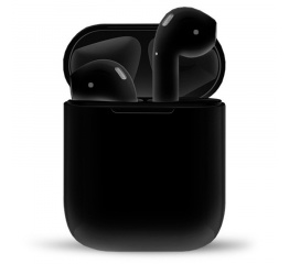Беспроводные Bluetooth наушники HBQ i12 TWS black
