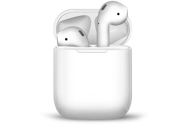 Беспроводные Bluetooth наушники HBQ i12 TWS white