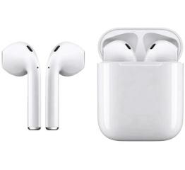 Купить Бездротові Bluetooth навушники HBQ i18 TWS white в Украине