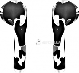Купить Бездротові Bluetooth навушники HBQ i7S TWS camouflage white-black в Украине