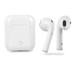 Беспроводные Bluetooth наушники HBQ iFans I9S white