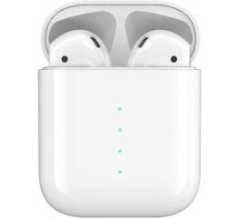 Купить Бездротові Bluetooth навушники i100 TWS white