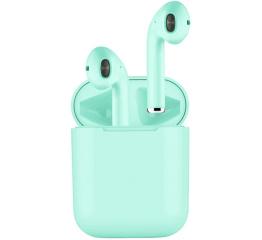Купить Бездротові навушники i13s TWS turquoise