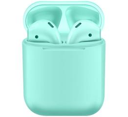 Купить Бездротові навушники i13s TWS turquoise в Украине