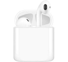 Купить Беспроводные Bluetooth наушники i20 TWS white