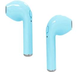 Купить Бездротові Bluetooth навушники i7 mini TWS blue в Украине