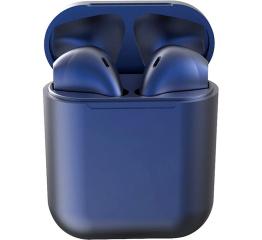 Купить Бездротові навушники Inpods 12 TWS dark blue