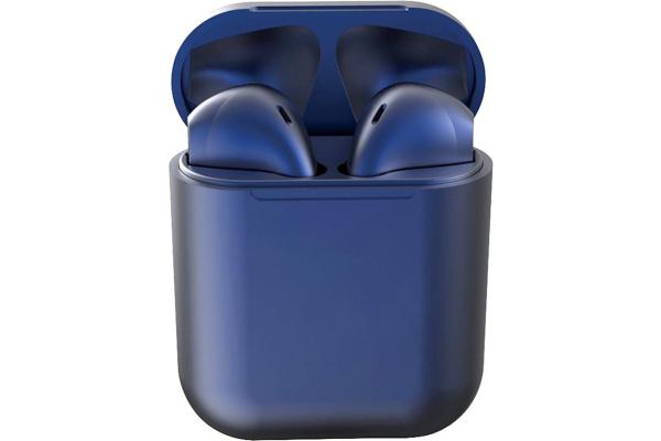 Беспроводные наушники Inpods 12 TWS dark blue