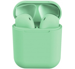 Беспроводные наушники Inpods 12 TWS green