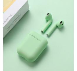 Купить Бездротові навушники Inpods 12 TWS green в Украине