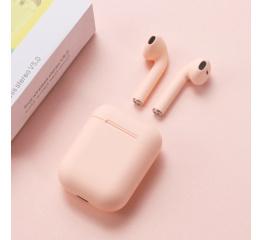 Беспроводные наушники Inpods 12 TWS pink