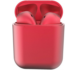 Купить Бездротові навушники Inpods 12 TWS red