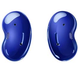 Купить Беспроводные Bluetooth наушники Samsung Galaxy Buds Live blue в Украине