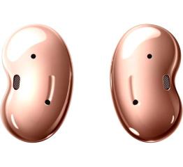 Купить Бездротові Bluetooth навушники Samsung Galaxy Buds Live bronze в Украине