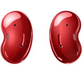 Купить Беспроводные Bluetooth наушники Samsung Galaxy Buds Live red в Украине