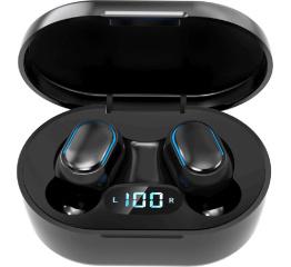 Купить Бездротові Bluetooth навушники TWS E7S Pro black