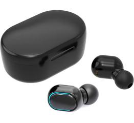 Купить Бездротові Bluetooth навушники TWS E7S Pro black в Украине