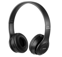 Купить Бездротові Bluetooth навушники Wireless P47 Original Black