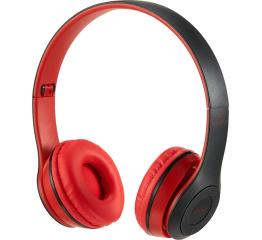 Купить Бездротові Bluetooth навушники Wireless P47 Original Red