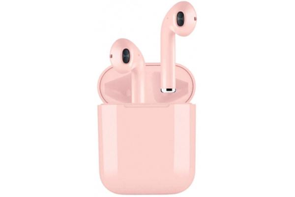 Беспроводные наушники i13s TWS pink
