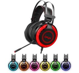 Купить Ігрові навушники iPega PG-R015 Black Seven Color