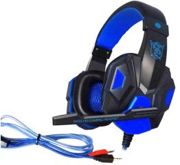 Купить Ігрові навушники Plextone PC780 Blue в Украине