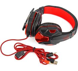 Купить Игровые наушники Plextone PC780 Red в Украине