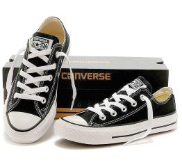 Купить Женские кеды Converse Chuck Taylor All Star черные