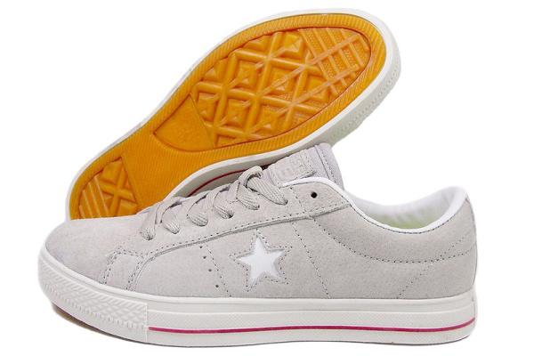 Женские кеды Converse Cons One Star Pro серые