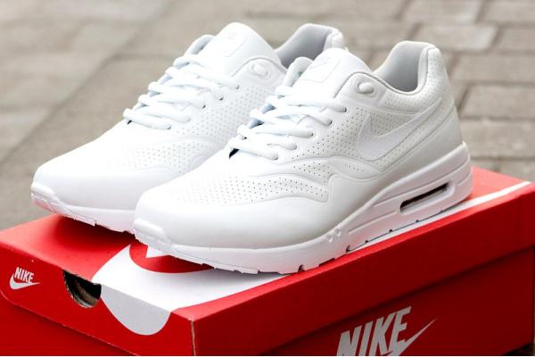 Мужские кроссовки Nike Air 87 белые