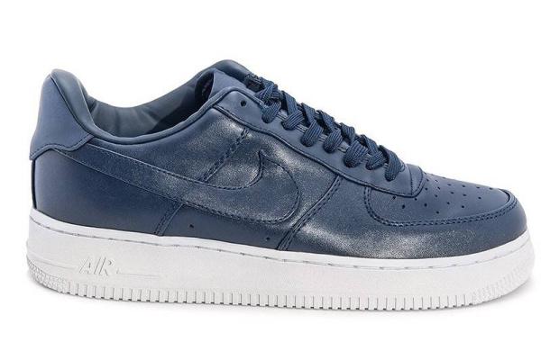 Мужские кроссовки Nike Air Force 1 Low синие