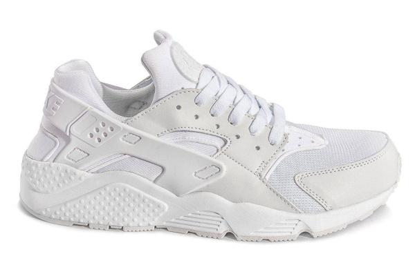 Мужские кроссовки Nike Air Huarache белые