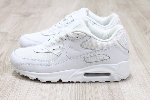 Мужские кроссовки Nike Air Max белые