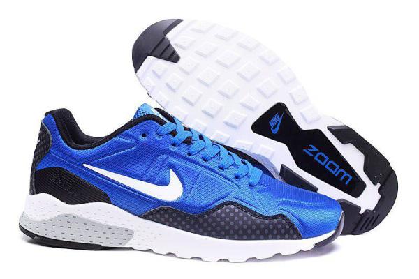 Мужские кроссовки Nike Air Pegasus 92 Ultra синие с белым