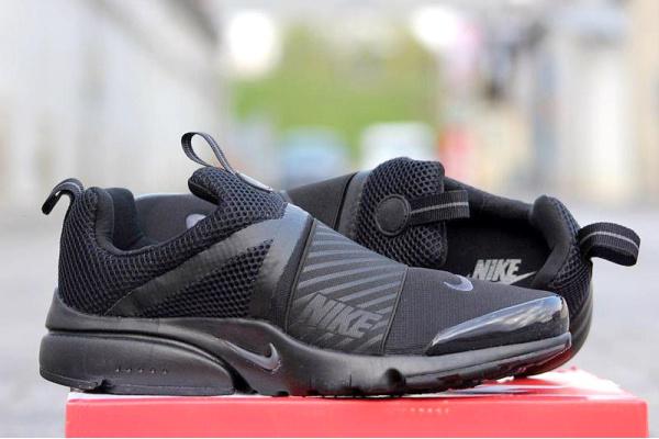 Мужские кроссовки Nike Air Presto Extreme черные