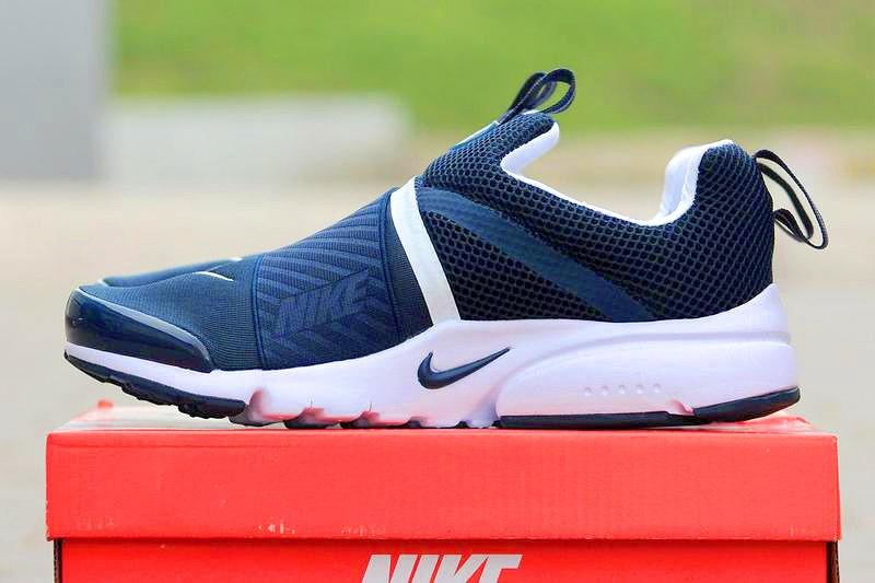 47070a2cd Nike (Найк) кроссовки Air Presto Extreme темно-синие с белым купить ...