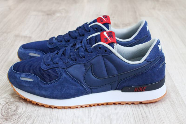 Мужские кроссовки Nike Air Pegasus 83 синие с красным