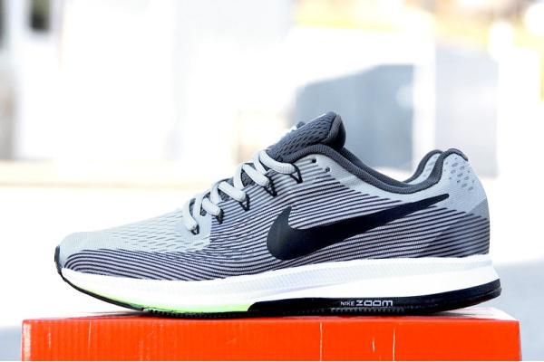 Мужские кроссовки Nike Air Zoom Pegasus 34 серые