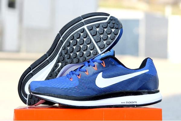 Мужские кроссовки Nike Air Zoom Pegasus 34 синие